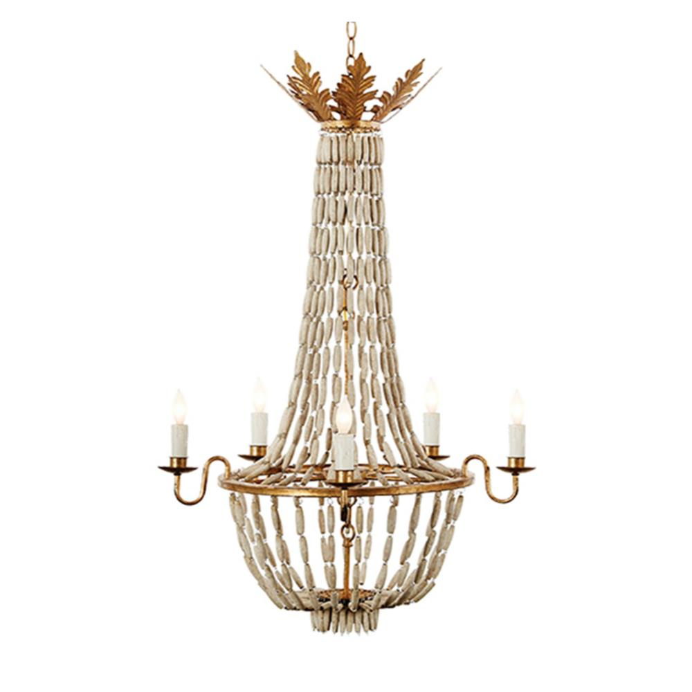 french county chandelier