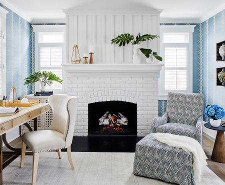 Coastal Interior Design: Sea Girt, NJ, Beach House Reveal
