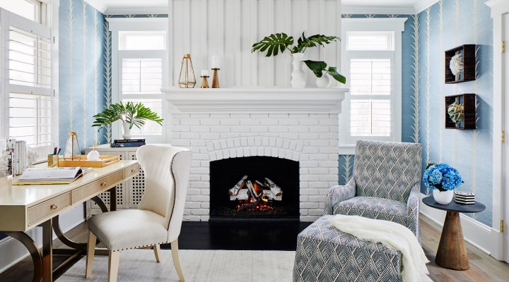 Coastal Interior Design: Sea Girt, NJ, Beach House Reveal