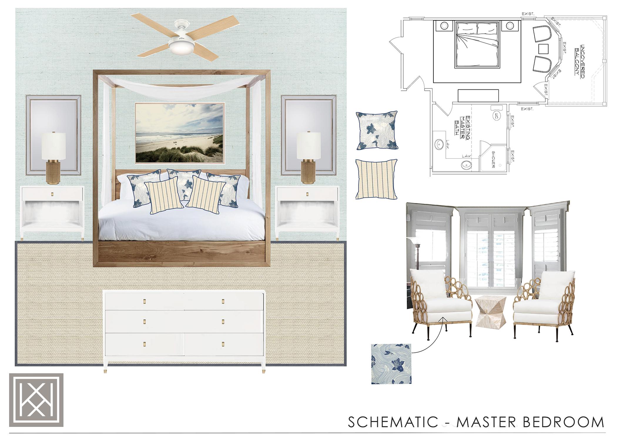 interior design schematic
