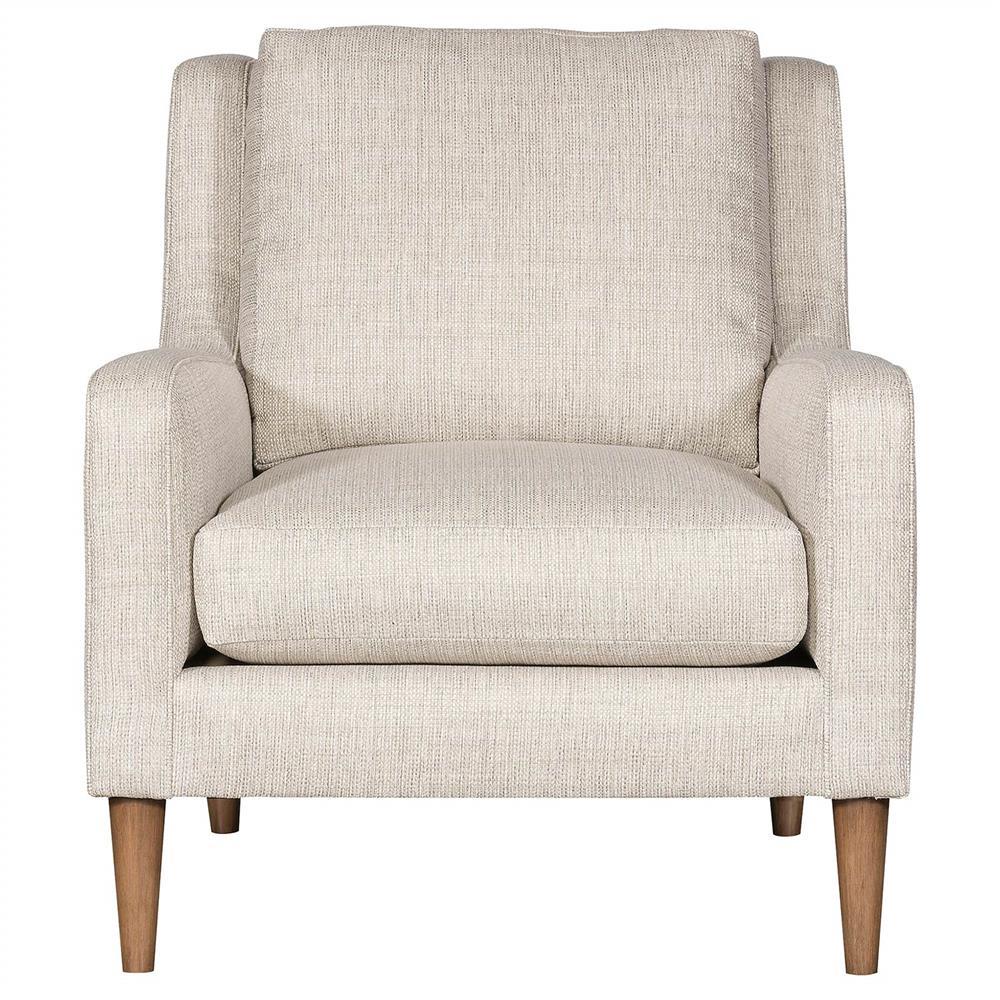 Vanguard armchair on legs