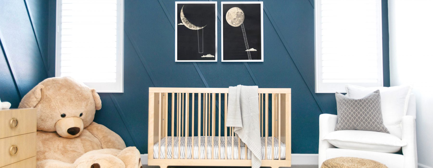 How To Choose The Perfect Crib For Your Nursery