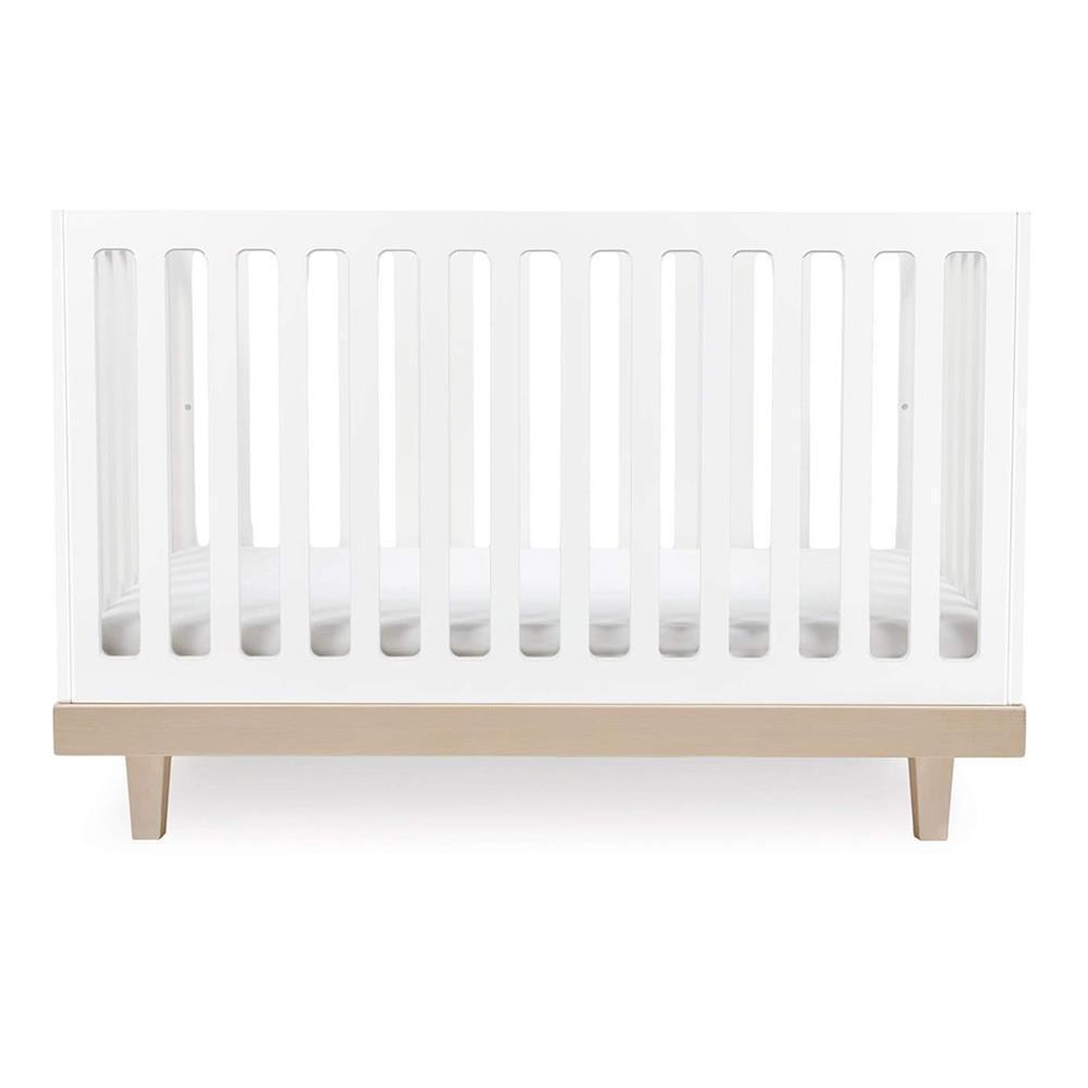Arbor Modern Classic Oeuf Birch White Crib