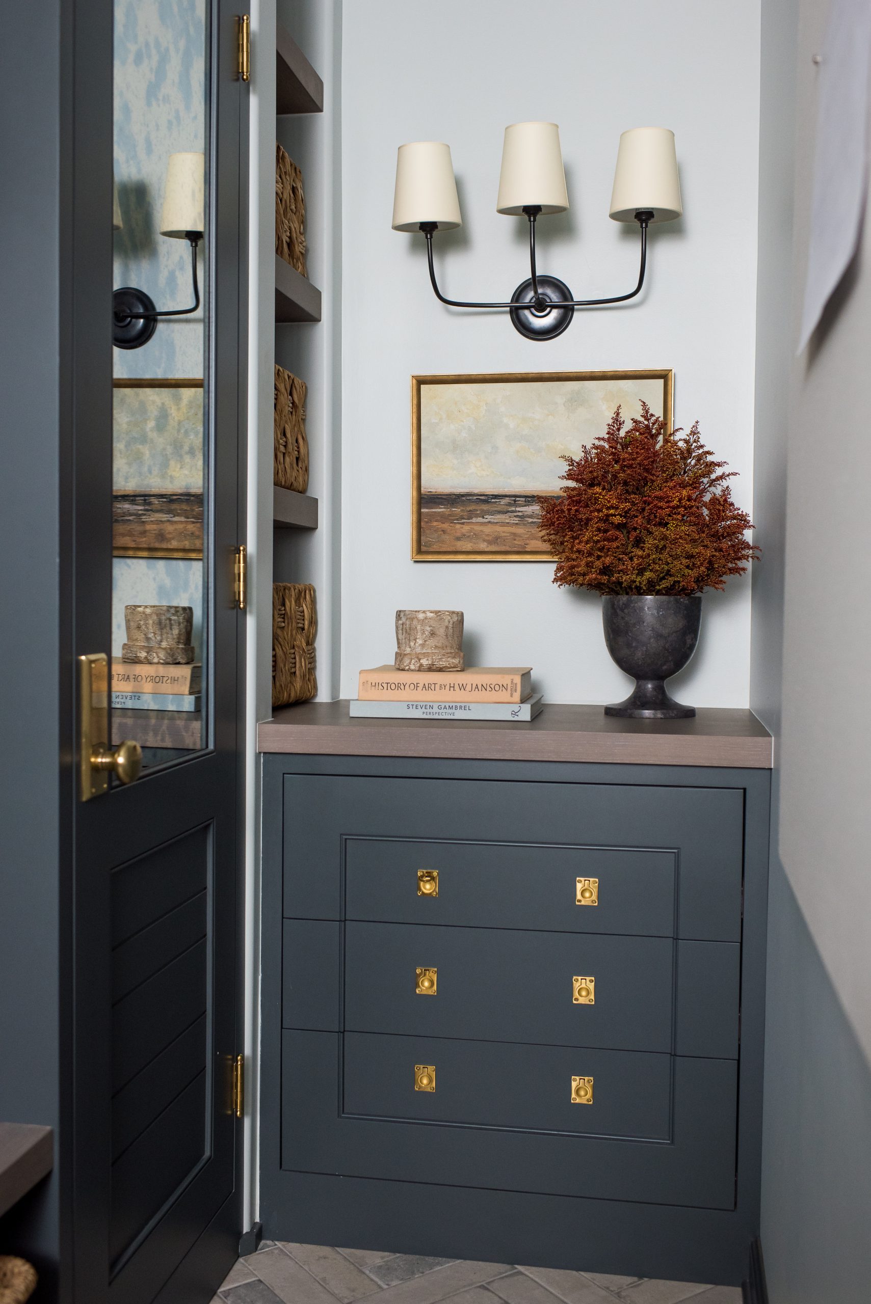 Mixing Metals with Interior Designer Whittney Parkinson