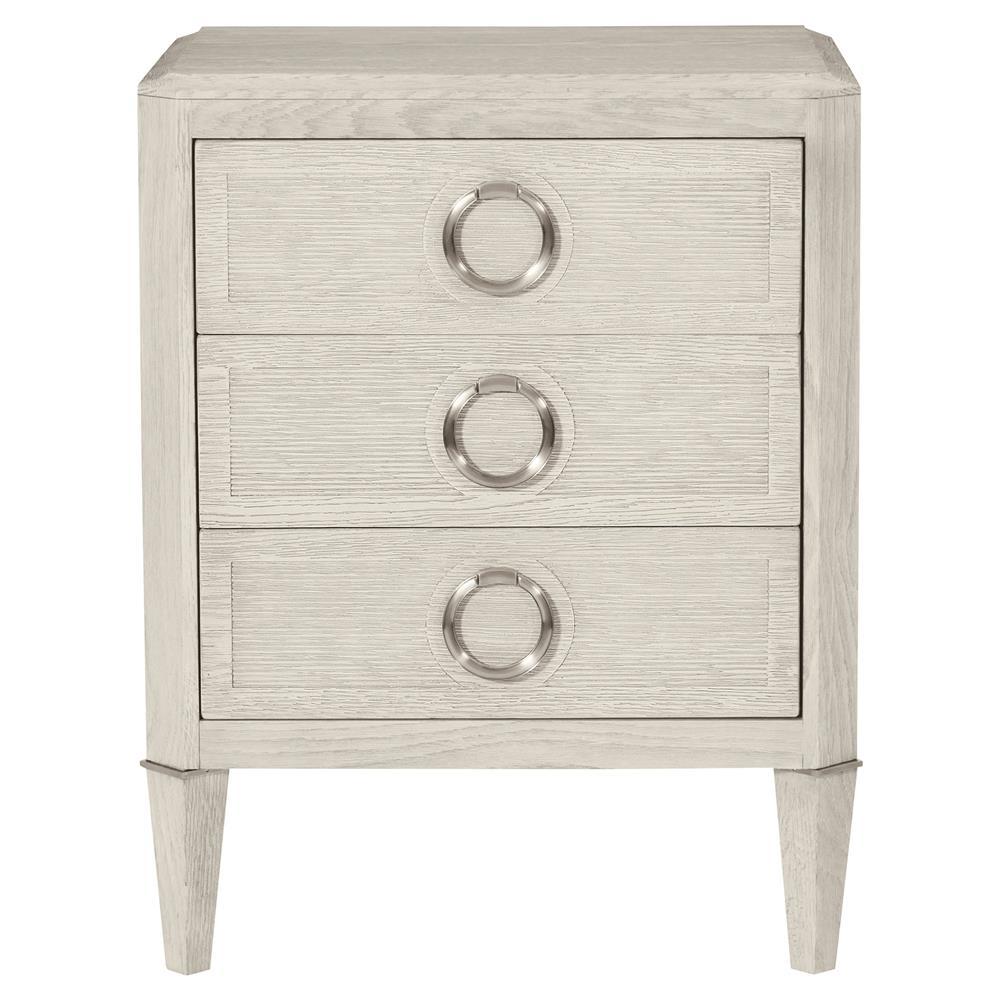 off-white modern classic dresser