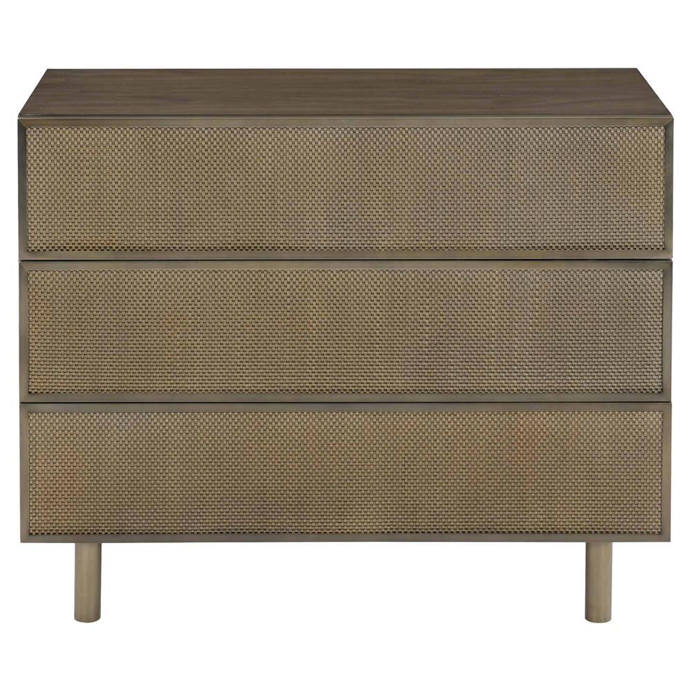 dark wooden modern classic dresser