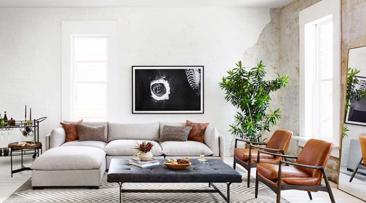 5 Simple Rules for Industrial Loft Style Decor