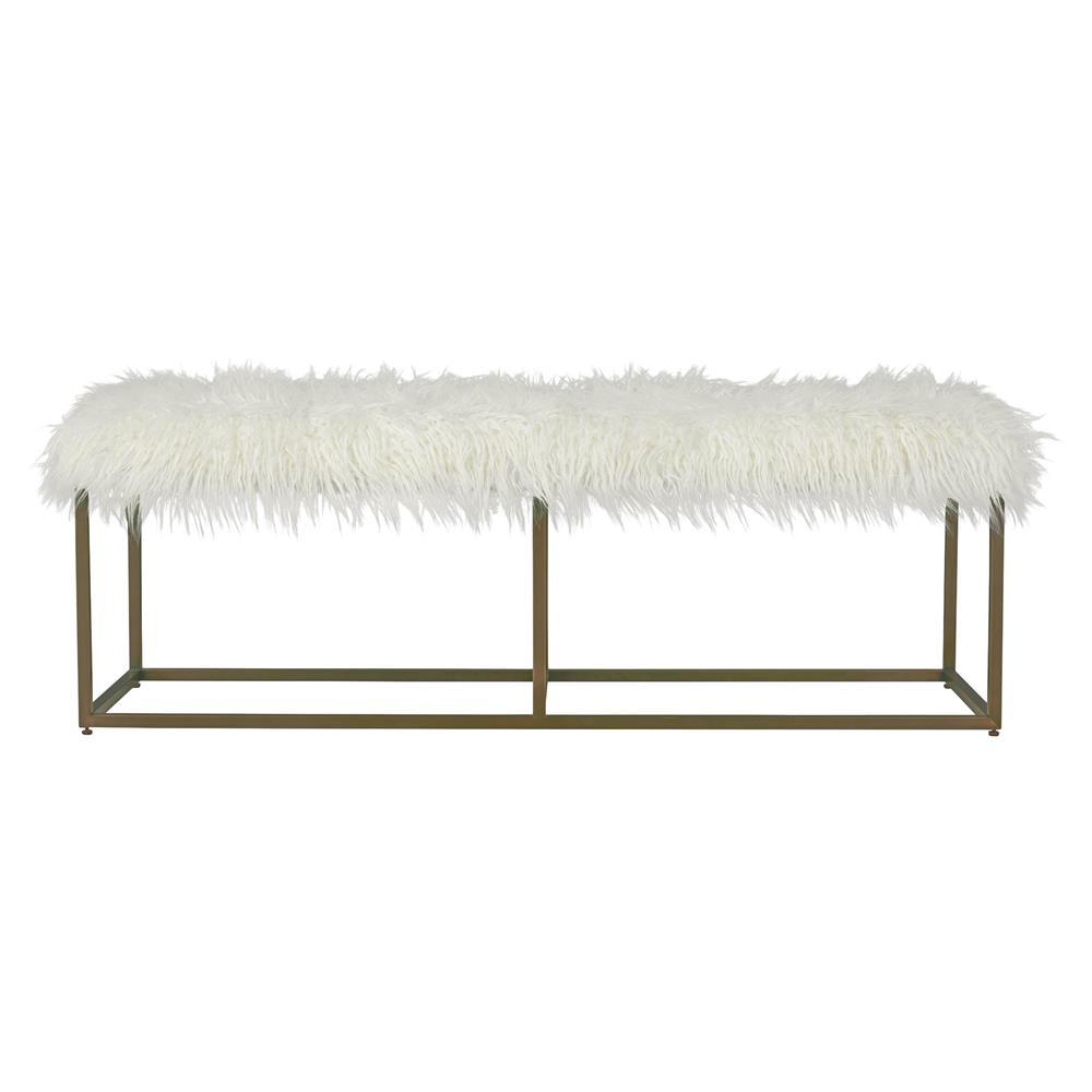 furry bench