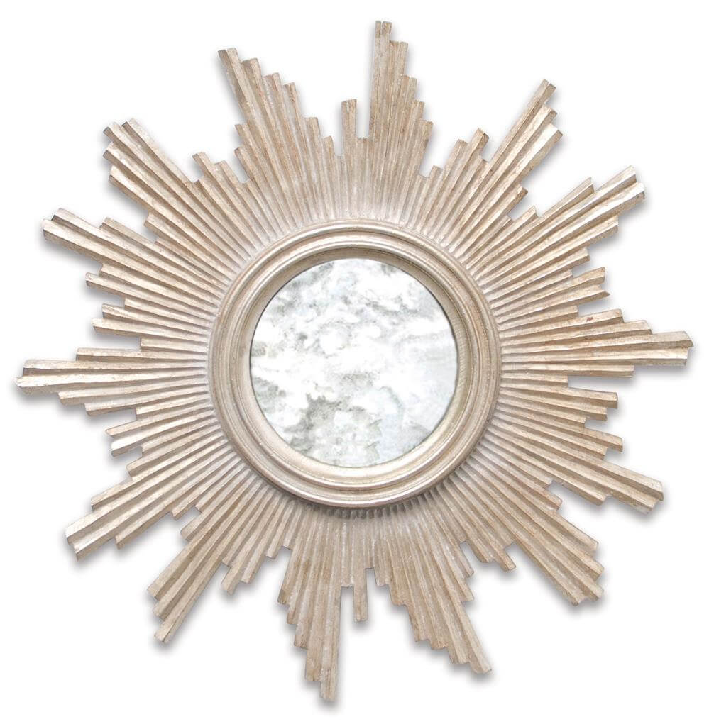 star shaped mirror