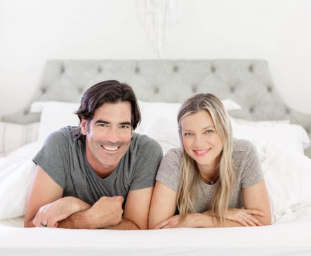 Carter Oosterhouse & Amy Smart Talk Eco-Friendly Home Design