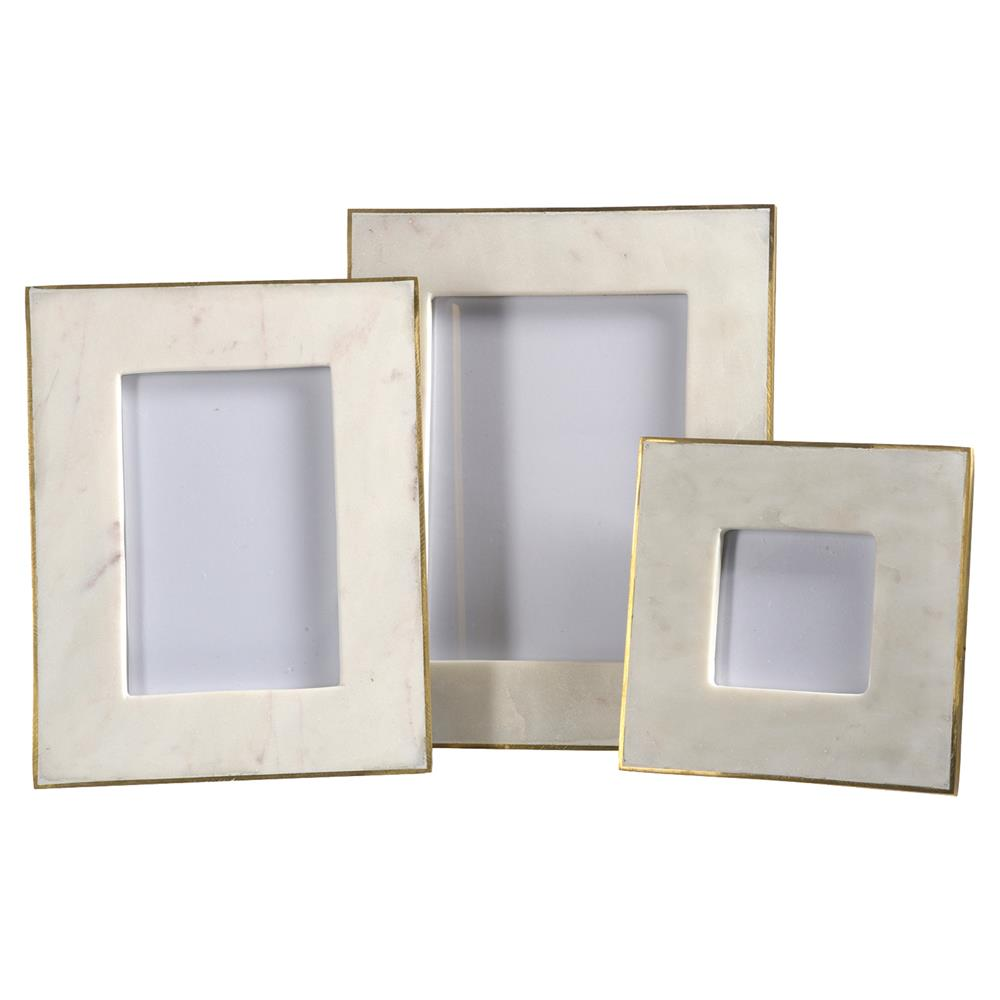 white picture frames