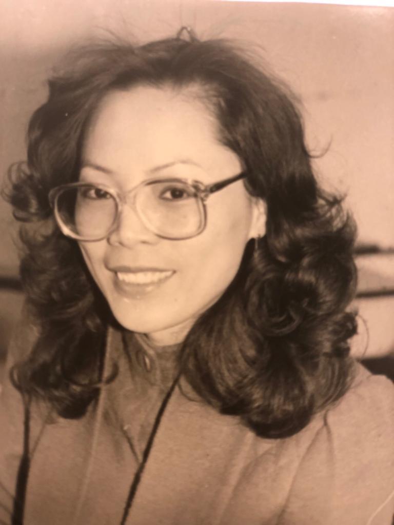 old fashioned photo portrait