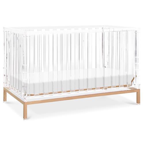 clear crib