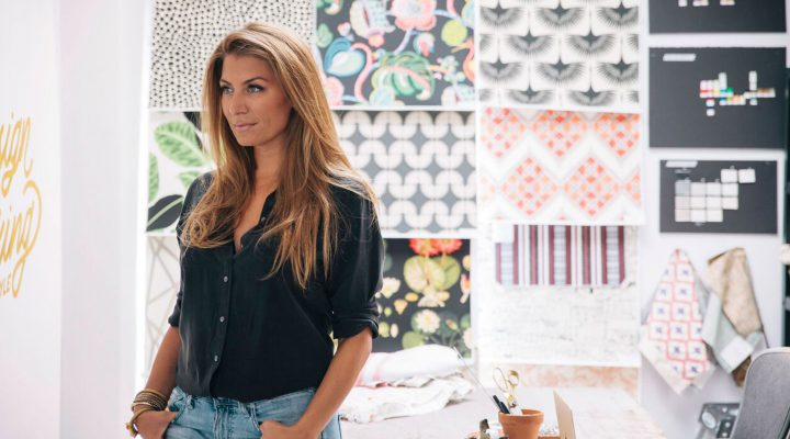 Kuotable Women: Interior Designer Genevieve Gorder