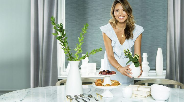 Kathy Kuo's Top Tips For Creating An Elegant Tablescape