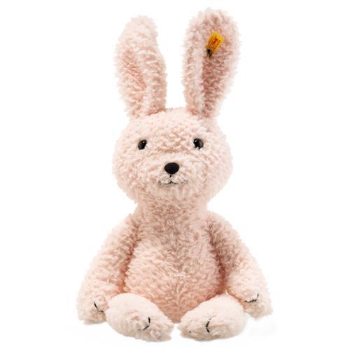 pink steiff bunny