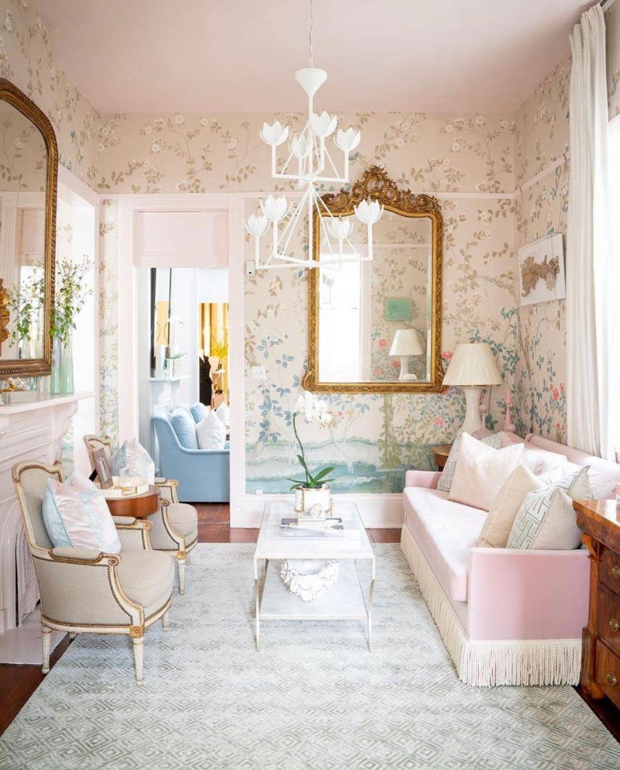 grandmiellennial room