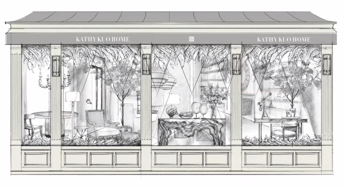 Join Kathy Kuo Home in Southampton at Our First-Ever Store Location