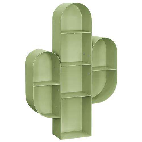 cactus bookshelf