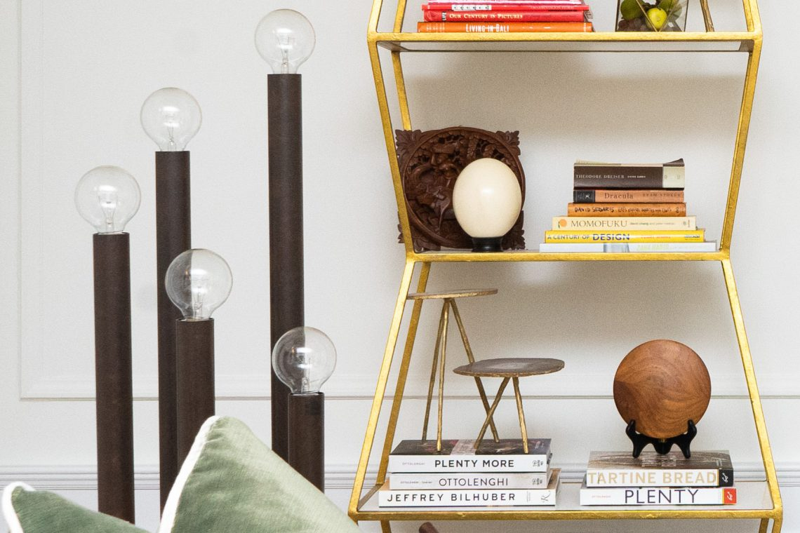 3 Easy Ways to Display Your Designer Books in Style