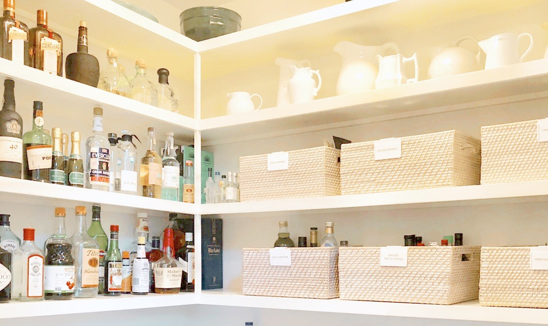 Stylish Storage Solutions & Tips from Done & Done