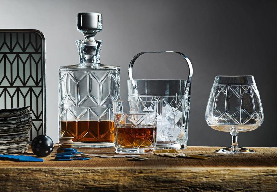 The Kathy Kuo Home Glassware Guide: Cocktail Glasses