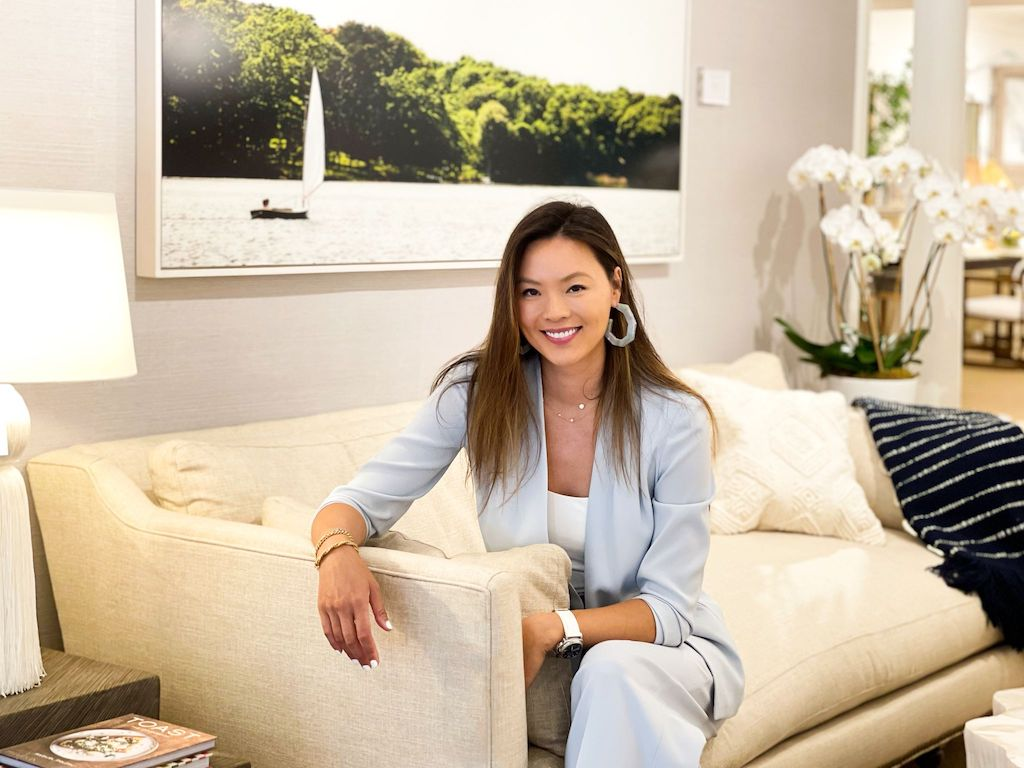 Kathy Kuo Home Southampton Store Reveal