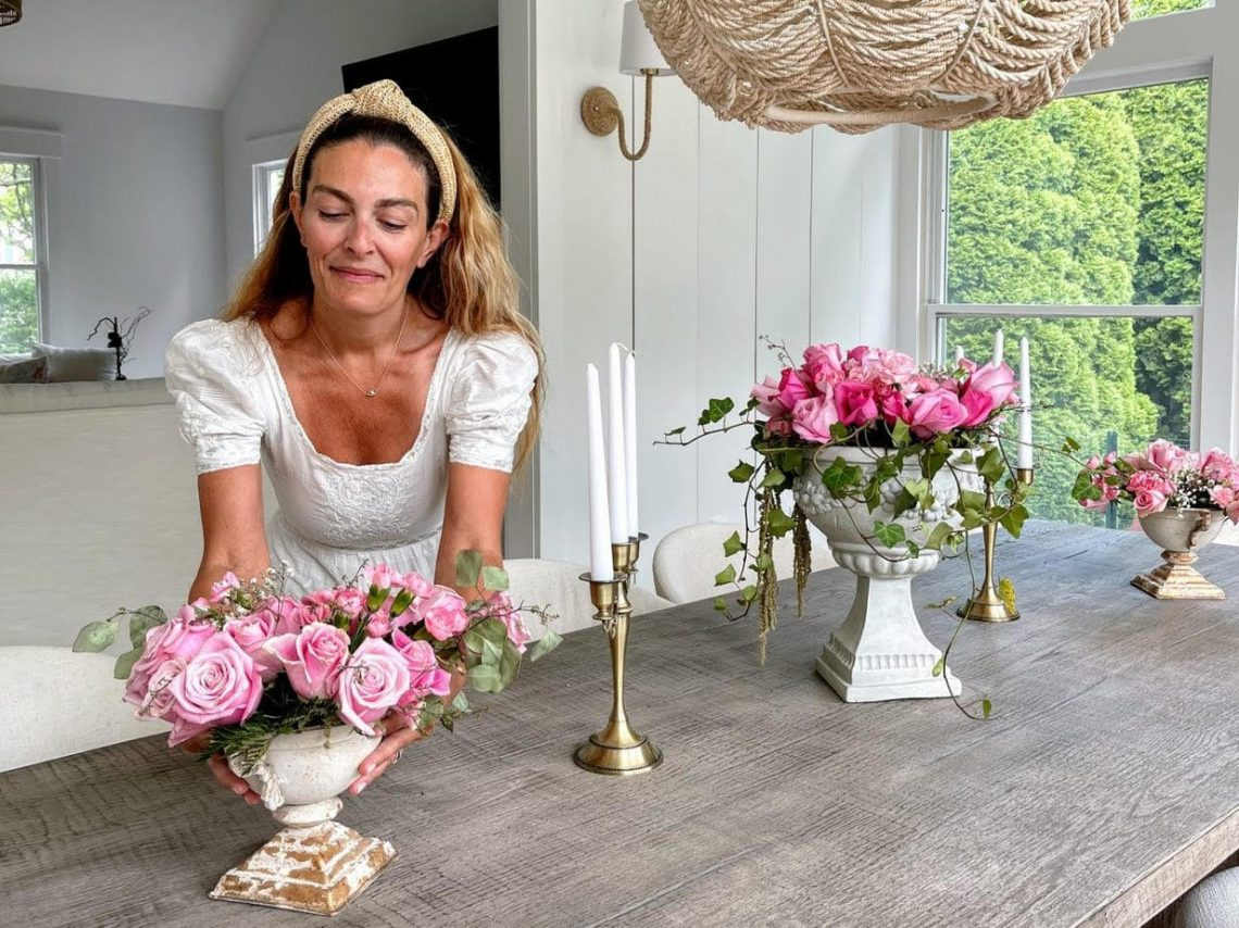 Southampton Home Reveal with Stroller in the City's Brianne Manz